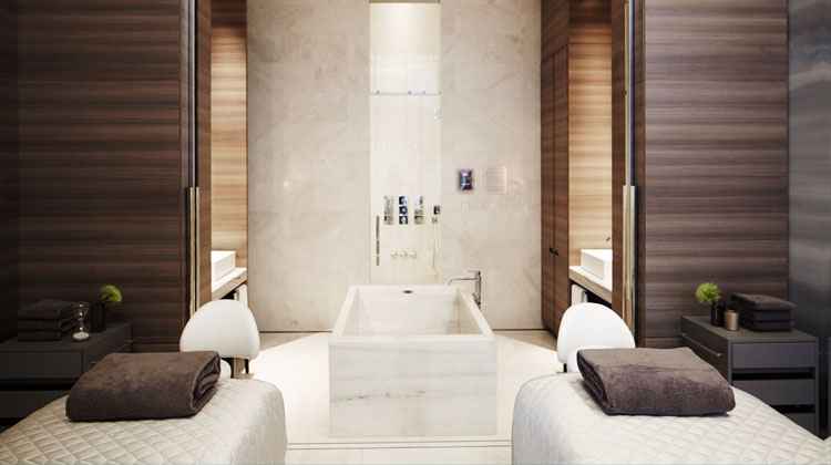 spa at Park Hyatt New York