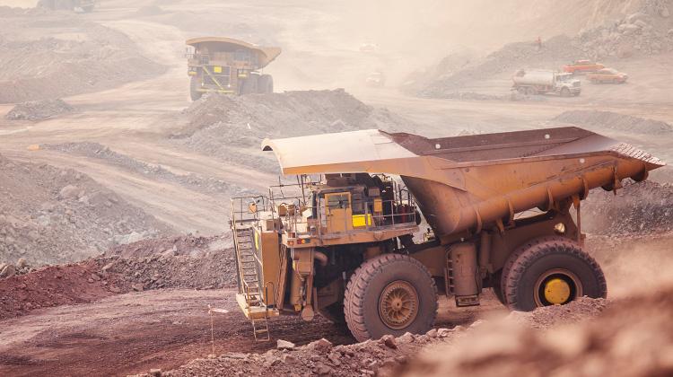mining machinery