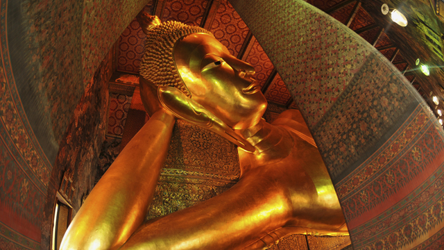 Reclining Buddha of Wat Po