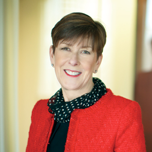 Ellen E. Spong, Philanthropic Specialist and Senior Vice President for Wells Fargo Philanthropic Services