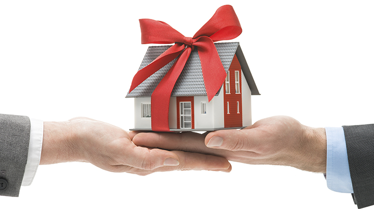 Gifting Equity in a Home