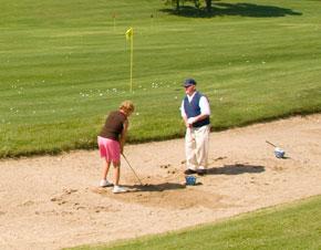Pine Needles golf school in North Carolina