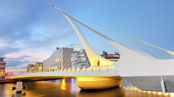 Dublin's skyline