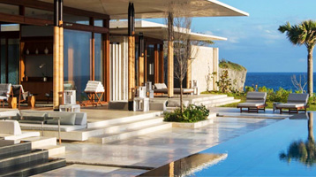 luxurious spa in the Dominican Republic